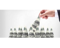 货币金融商务PSD素材