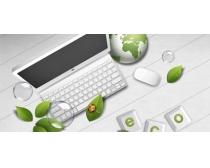 笔记本科技商务PSD素材