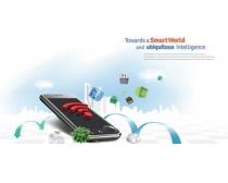 创意科技手机展示PSD素材