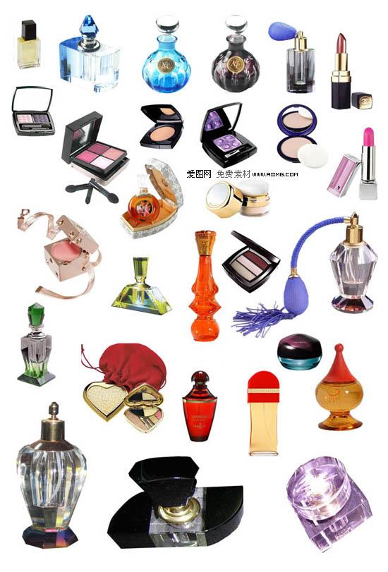 化妆品图片素材集