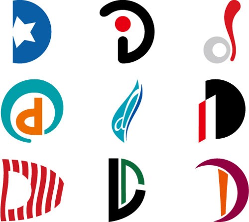 logo设计元素矢量素材