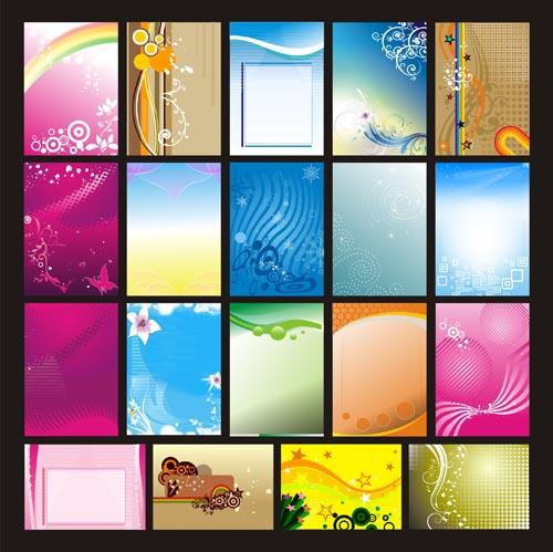 19款展板海报模板