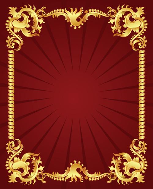 关键字: 奢华欧式背景矢量素材奢华欧式花纹放射背景金色花纹红色背