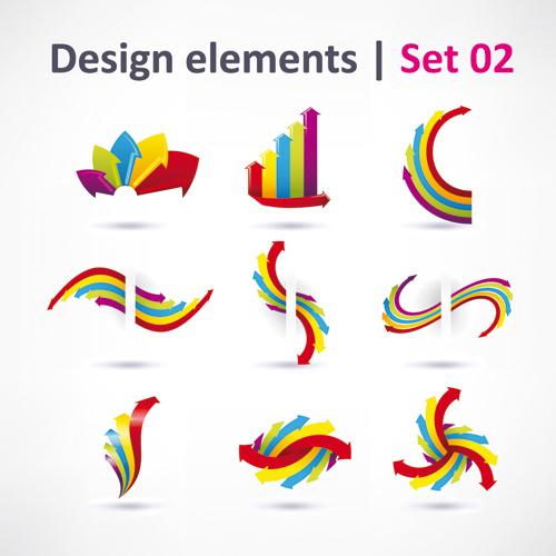 3款logo设计矢量素材