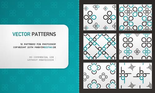 圆形组合填充背景 - 爱图网设计图片素材下载