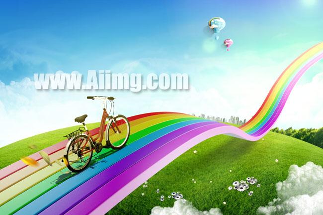 创意七彩虹风景红馆娱乐送33体验金 - 红馆娱乐平台