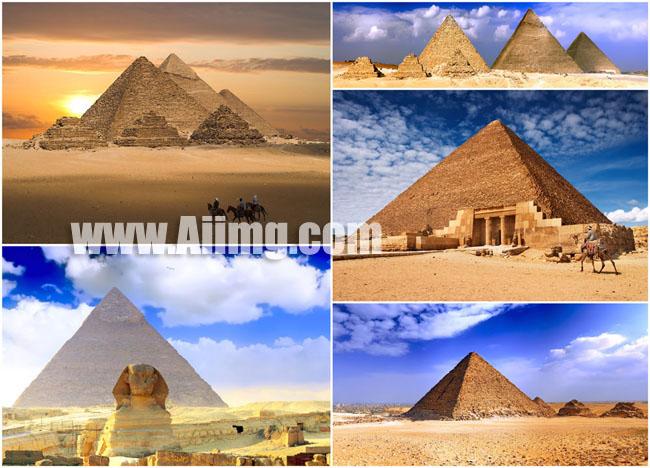 首页 高清图片 自然风光 > 素材信息   关键字: 金字塔沙漠古建筑狮身