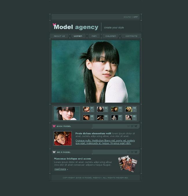爱图首页 网页模板 个人网站 > 素材信息   关键字: 女性网站女人爱美