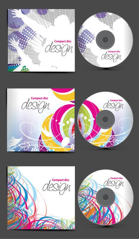 精美时尚cd封面模板素.; 卡通人物可爱的儿童卡通; cv阿九的微博