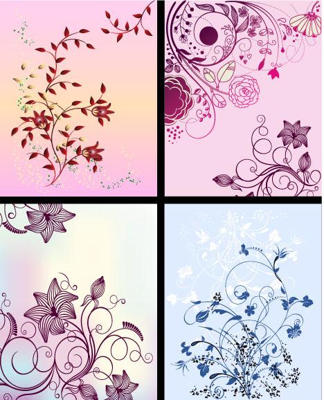 欧式花纹移门图案 - 爱图网设计图片素材下载