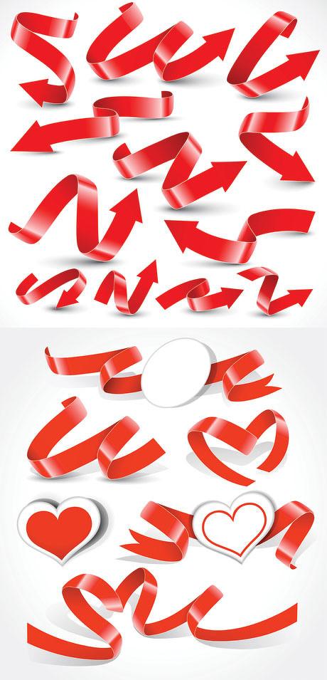 彩带剪纸步骤图解