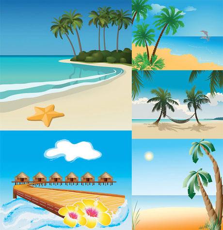 5张海边风光时时彩平台娱乐