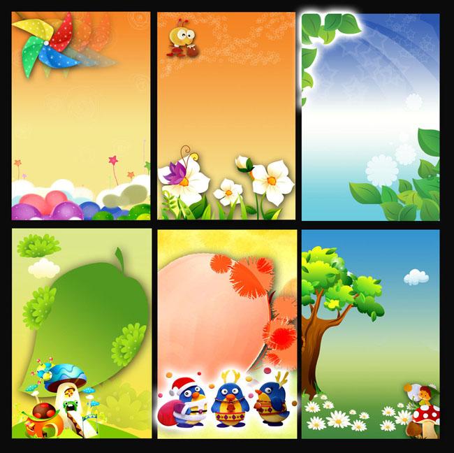 关键字: 幼儿园展板模板蓝天白云风筝气球卡通人物卡通小动物小花大树