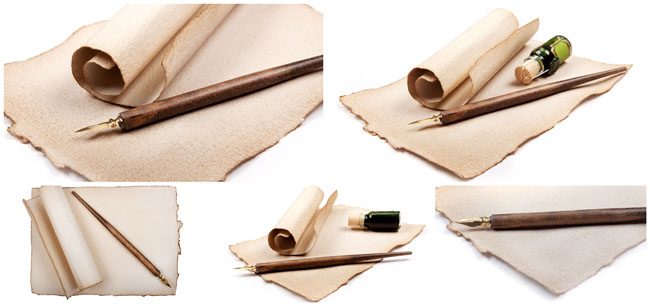 信纸图片素材_信纸