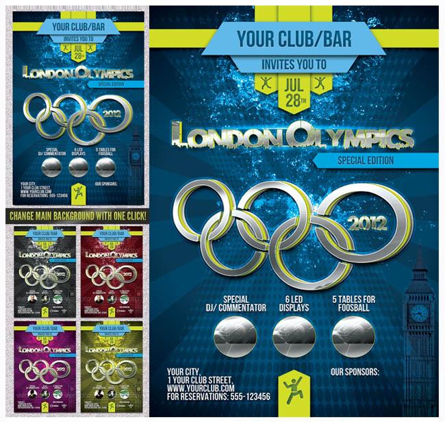 关键字: 伦敦奥运会海报为奥运加油奥运祥云奥运会英国2012赛事伦敦