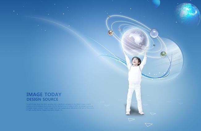 人物图片 > 素材信息   关键字: 星空科技文化地球韩国儿童可爱小孩