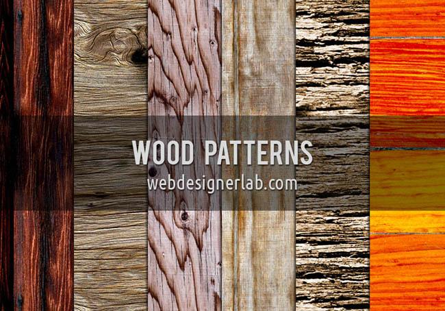 木材纹理图案ps素材