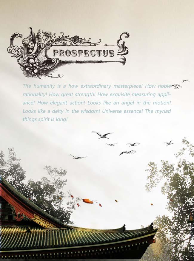 地产广告psd分层素材 高档地产宣传海报psd素材 欧式风格房产宣传海报