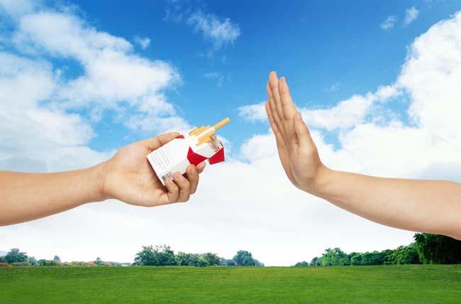 psd素材 广告海报 > 素材信息   关键字: 蓝色的天空公益广告拒绝手势